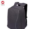 泰格奴/tigernu防盗无门双肩电脑背包休闲旅行学生书包可定制定做