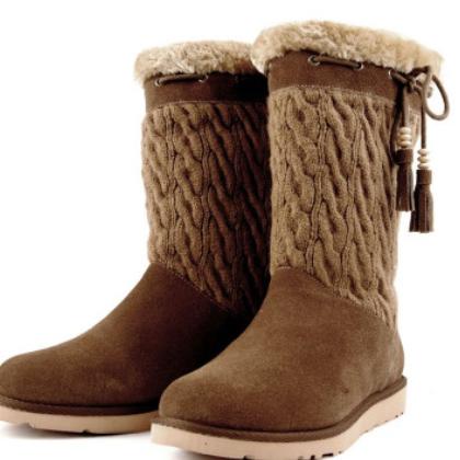 长期销售五五毛提花毛线鞋面 各种提花中高档毛线针织鞋筒鞋口
