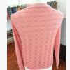 女士披肩弹力棉 纯棉 纤纤纱 羽毛纱毛衣