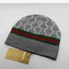 外贸毛线帽子 针织帽子 男女款保暖毛线帽 大牌帽子