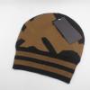 外贸毛线帽 新款针织帽子 男女款冬天保暖帽子 欧美时尚针织 冬帽