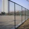 五人制足球场围网勾花网护栏绿色铁丝网围挡球场喷塑防护栏