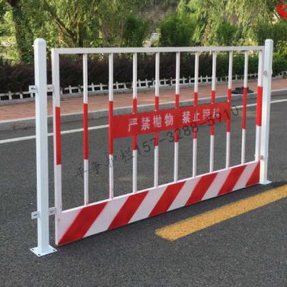 河北省廊坊万达工地基坑临边防护栏 施工临边防护围栏围挡