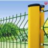 美国防盗小孔折弯护栏网 小区围墙隔离防护栏网 湖南益阳护栏网