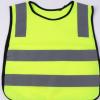 儿童反光背心马甲 小学生安全反光小马甲 安全服交通背心供应批发