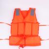 反光贴船用成人救生衣 船用工作优质牛津布救生衣 冲浪救援救生衣