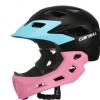 Cairbull RUNTRACK 儿童平衡车学步车自行车安全头盔带可拆卸下巴