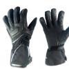 工厂订单生产摩托车赛车手套 真皮碳纤护壳骑士长款防摔赛车手套