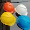 MSA豪华型安全帽 梅思安V-GARD500安全帽 定制头盔刻字印logo正品