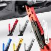 摩托车脚撑架 改装CNC可调节停车脚架 电动M3防滑支撑脚架 通用款