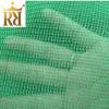 厂家定制 绿色150g建筑安全防护网 高密度聚乙烯+UV防尘网