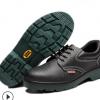 厂家直销透气耐磨劳保鞋 牛皮安全鞋 耐磨耐油防刺穿工作鞋批发