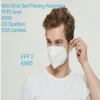 CE证书WW KN95口罩 FFP2民用口罩 个人呼吸防护量大优惠