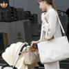 新款优胜者WINNER时尚优雅气质横款搭扣单肩包男女挎包通勤手提包