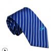 领带定制LOGO广州企业银行保险职业制服斜纹提花领带订做