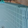 喷塑建筑钢网片 工地外墙喷塑爬架网 建筑防护网