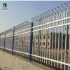 定制小区铁艺围墙护栏 防攀爬锌钢围栏工厂外围镀锌钢管防护栏杆