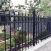 定制围墙护栏院墙栅栏 别墅铁艺护栏 工程小区庭院欧式围栏批发