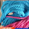 厂家现货供应 耐用安全绳 优质涤纶弹丝绳 量大价优【图】