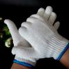 厂家劳保手套批发纯棉手套作业搬运细纱棉纱手套500克耐磨线手套