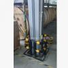 钢结构防护栏 加厚抗撞护栏 加厚防撞护栏 护栏厂家 定做护栏