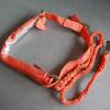 厂家直销 电工安全带 白色安全带 高空作业安全带 橘红色安全带