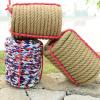 【丰达】厂家直销 比赛专用拔河绳支持定做 麻绳拔河绳布料拔河绳