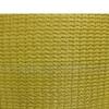 优质黄边密目式安全立网 黄边建筑安全网 黄边防护网