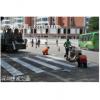 深圳马路划线 道路斑马线 通道线 自己的专业施工团队