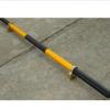 钢管挡车杆 车位挡轮杆倒车限位杆 *** 停车场设施