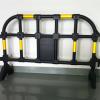 PE塑料黑胶马公路围栏 交通安全护栏 施工围栏 活动栏