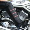男女摩托车电动车护膝加长加绒加厚防风保暖护腿冬季男女护膝批发
