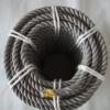 泰州厂家20mm锦纶绳防护绳 高空作业绳吊板专用外墙清洗绳安全绳