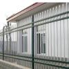 厂家定制围墙锌钢栏杆 锌钢隔离防爬护栏 金属厂区院墙铁艺栅栏G4