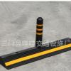 厂家直销 35cm橡胶分道体 道路反光分道标 警示分道体车辆导向标