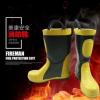 供应美康MKF-2801型消防员灭火防护靴