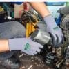 80-230 HTR-零度-1 耐磨抗油劳保手套 灵活透气纤维手套 厂家批发