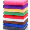 高阳酒店美容柔软浴巾厂家批发沙滩毛巾超细纤维毛巾定制各种logo