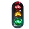 400mm交通信号灯 非机动车信号灯,自行车信号灯