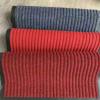 PVC地垫进门防滑地毯复合双条纹蹭蹭垫条纹地垫吸水楼梯防滑地毯