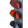 深圳交通信号灯LED交通灯400型满盘红绿灯