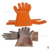 12KV绝缘手套 防电带电作业劳保橡胶手套 耐高压电工