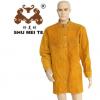 牛皮反穿衣防护服 电焊防护服工作服 可订做隔热防烫牛皮电焊服