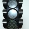 厂家直销3头4面太阳能移动交通信号指示灯驾校道路临时施工红绿灯