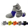 厂家定做健身运动袜徒步登山袜山地骑行袜羽毛球袜自行车袜子