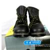 销售黑皮防静电安全鞋加棉防寒劳保鞋 耐磨防滑耐穿刺劳保防护鞋