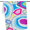 定制运动毛巾 超细纤维双面绒毛巾 定制logo 数码印花双面绒毛巾
