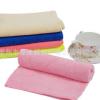 厂家定做纳米超细纤维洗车毛巾多功能厨房清洁吸水巾抹布30* 60cm