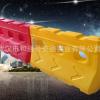 厂家定制防爆滚塑水马 高速收费站专用隔离水马 道路专款水马