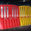 湖北工厂供应 高1.3米围栏 耐冲击交通塑料围栏 可移动塑料围栏